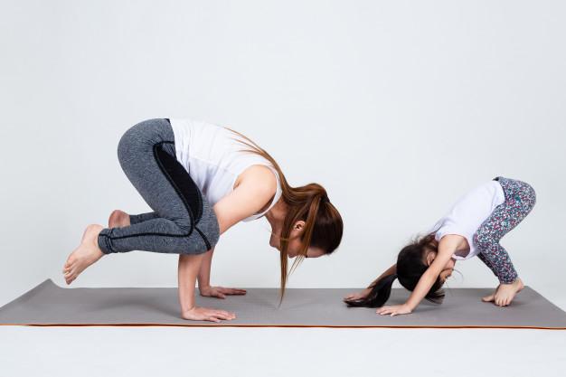 Yoga y 5 juegos para mejorar la motricidad gruesa
