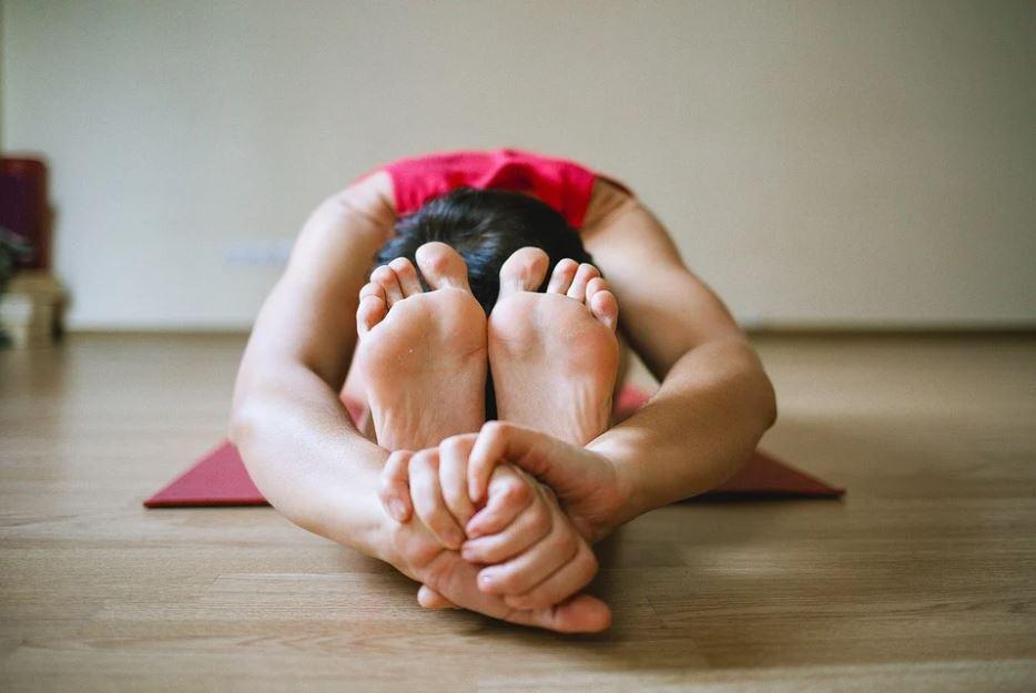 Sesión de Yoga Infantil