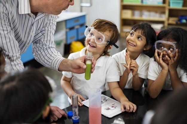 5 experimentos científicos