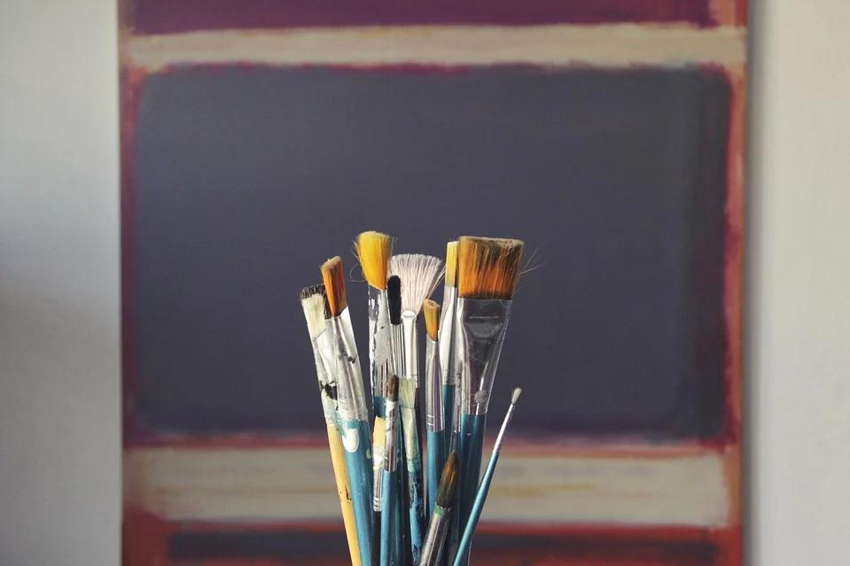 Pintura casera hinchable